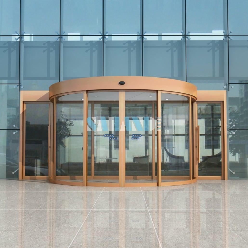 دراتوماتیک شیشهای
