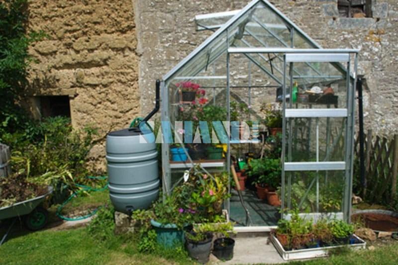 شیشه گلخانهای